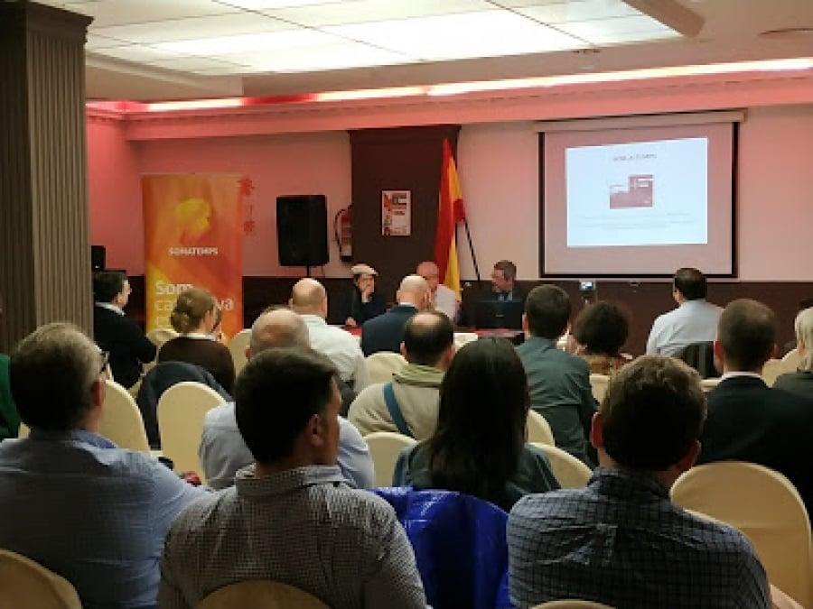 "Múltiples actividades del carlismo aragonés que silencia ""la prensa del sistema"""