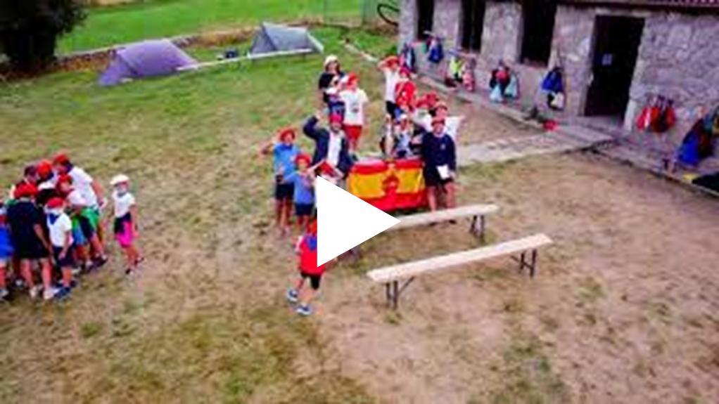 Vídeo campamento Cruz de Borgoña 2020